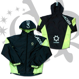 "CALDEIRA - TRAINING WARM UP JACKET ""MOVER"" BLACK"