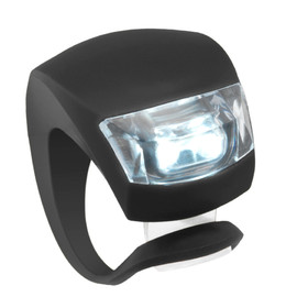 KNOG - BEETLE BLACK WHITE LED