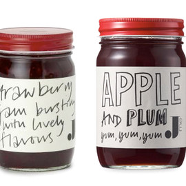 Apple & Plum Jam - NEW