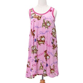 MILK - Cat pattern dress MILK