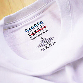 Barber Sakota - OG PACK Tsh White