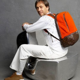 "LOUIS VUITTON, Marc Newson - ""Celebrating Monogram Collection"" Fleece Pack by Marc Newson"