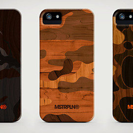 MSTRPLN - MSTRPLN MODERN WOODGRAIN CAMOUFLAGE COLLECTION