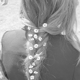 Daisy Braided Hair