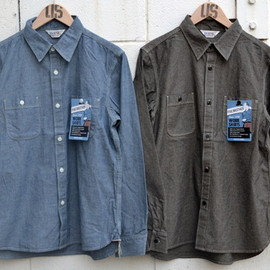 Five Brother - Chambray Shirt