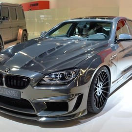 BMW - HamannMirror M6 GRAN COUPE