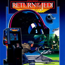 ATARI - The Return of the Jedi (Atari, 1984)