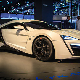W Motors - Lykan Hypersport