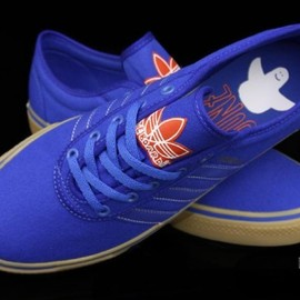 adidas - adidas Skateboarding adi Ease   Satellite Blue