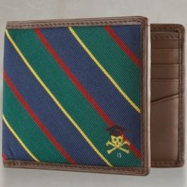 RUGBY RALPH LAUREN - Skull and Bones Grad Wallet