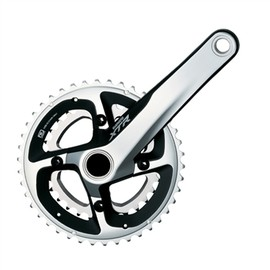 SHIMANO - XTR Race M985 10 Speed Double Chainset