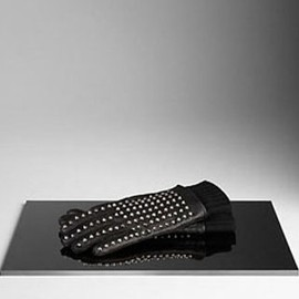 Burberry Prorsum - Studded Leather Gloves