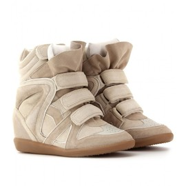Isabel Marant - WILLOW SUEDE SNEAKERS