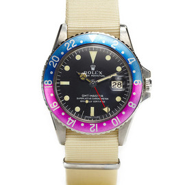ROLEX - Vintage Watches Rolex Oyster Perpetual GMT-Master (c. 1967-'68) at Park & Bond