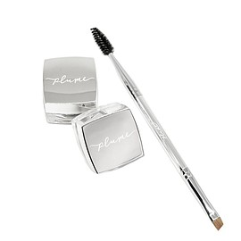 Plume Science - Nourish & Define Brow Pomade with Dual ended brush