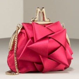 Christian Louboutin - hot pink/bag