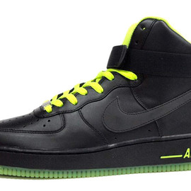 NIKE - AIR FORCE I HIGH 07 「LIMITED EDITION for EX」