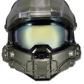 Halo - MASTER CHIEF MOTORCYCLE HELMET