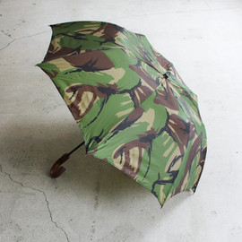Peerless - folding umbrella_camo