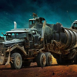 MADMAX FURYROAD - THE WAR RIG