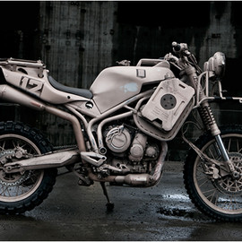ICON 1000 - TRIUMPH TIGER 800XC