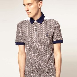 Fred Perry - Fred Perry Origami Shirt