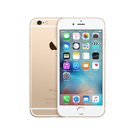 Apple - iPhone 6s Gold 128GB