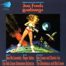 The Bob Crewe Generation Orchestra - Barbarella オリジナル・サウンドトラック