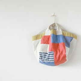 SpecialFRESH - Cubic Tote - colorful * stripe