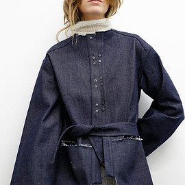 Assembly New York - Kahle Denim Trench Coat