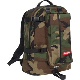 Supreme - Woodland camo Backpack