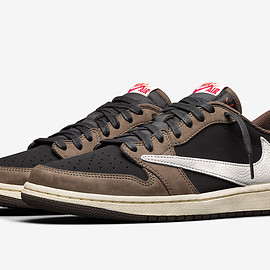 Nike - Travis Scott x Air Jordan 1 Low OG SP TS