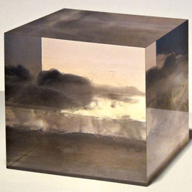 small cloud box - (1966)