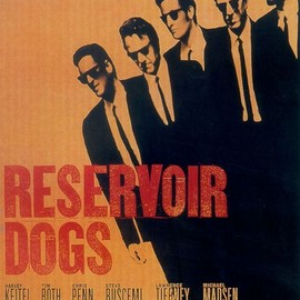 Quentin Tarantino - RESERVOIR DOGS:REGULAR ORIGINAL POSTER