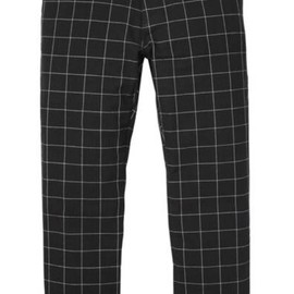 Supreme - supreme work pant windowpane