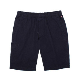 S/Double - Indigo Fleece Short