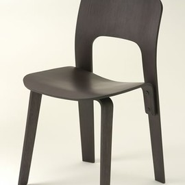 Maruni - Jasper Morrison arm less chair