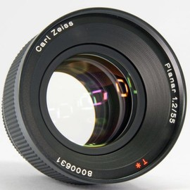 Carl Zeiss - planar 55mm f1.2