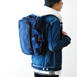 Porter Classic - S/N 3Way Brief Case""