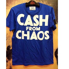 SEDITIONARIES(a store robot) - CASH FROM CHAOS(blue)