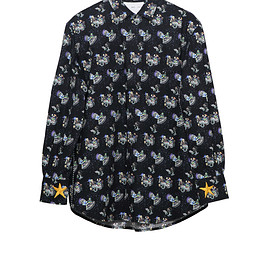 NADA. - Space pattern fabric western shirts