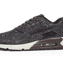"NIKE - AIR MAX LUNAR 90 PREMIUM QS ""SUIT & TIE COLLECTION"" ""LIMITED EDITION for NONFUTURE"""