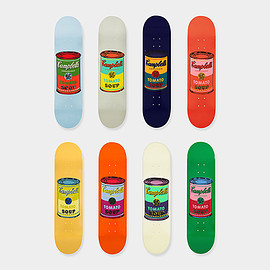 MoMA Design Store - Colored Campbell's Soup Cans