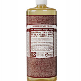 Dr. Bronner's Magic Soap - Eucalyptus Liquid Soap