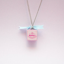 The Grand Budapest Hotel - The Grand Budapest Hotel - Mendl's Box Necklace