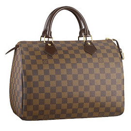 LOUIS VUITTON - Speedy 30 Brown