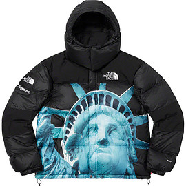 Supreme, THE NORTH FACE - Statue of Liberty Baltoro Jacket / Black