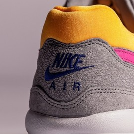 Nike, Size? - Air Max Light - Cement Pack (Grey/Pink//Blue/Mandarin?)