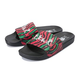 VANS - SLIDE-ON 18SP (ATCQ) BLACK