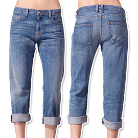Current Elliott - The Boyfriend Denim Super Loved